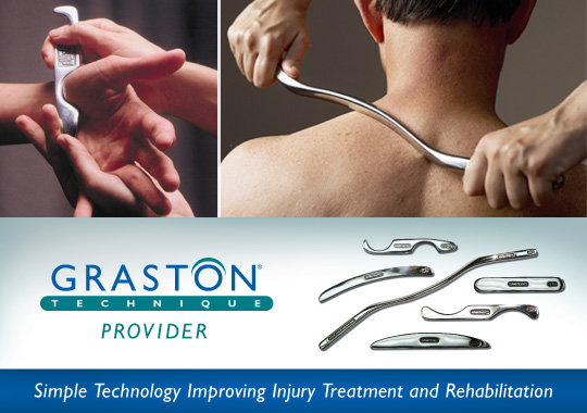 instrument direct treatment - graston technique